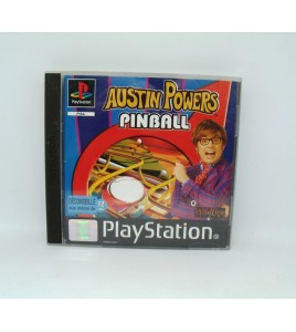 Austin Powers Pinball sur Playstation 1