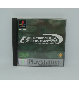 Formula One 2001 Platinum sur Playstation 1