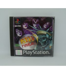 Kiss Pinball sur Playstation 1