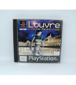 Louvre L'Ultime Malédiction sur Playstation 1