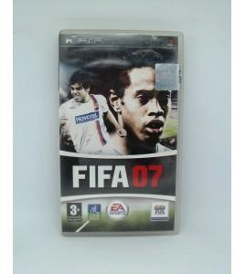Fifa 07 sur Psp Playstation Portable  Avec Notice