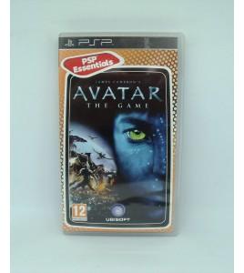 James Cameron's Avatar The Game  Essentials sur Psp Playstation Portable  Avec Notice