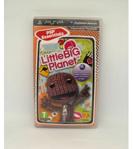 Little BigPlanet Essentials sur Psp Playstation Portable  Avec Notice