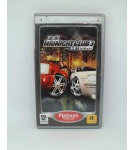 Midnight Club 3 Dub Edition Platinum sur Psp Playstation Portable  Avec Notice