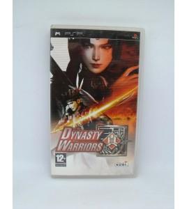 Dynasty Warriors sur Psp Playstation Portable  Sans Notice