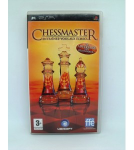 Cheesmaster Entrainez Vous Aux Echecs sur Psp Playstation Portable  Avec Notice