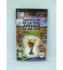 Coupe du Monde de La Fifa Afrique du Sud 2010 sur Psp Playstation Portable  Avec Notice