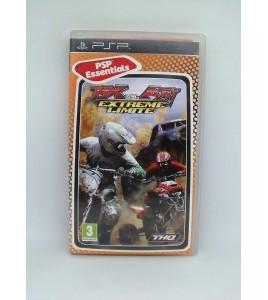 MX VS ATV Extreme Limite Essentials sur Psp Playstation Portable  Avec Notice