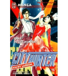 City Hunter Tome 16 Folle De City Hunter