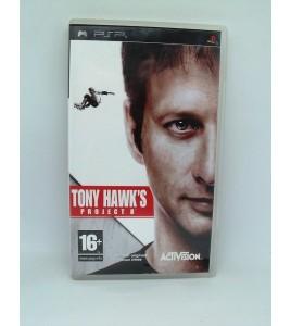 Tony Hawk's Project 8 sur Psp Playstation Portable  Avec Notice