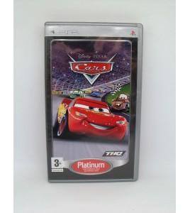 Disney Pixar Cars Quatre Roues Platinum sur Psp Playstation Portable  Sans Notice