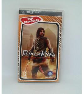 Prince of Persia Les Sables Oubliés  Essentials sur Psp Playstation Portable  Avec Notice