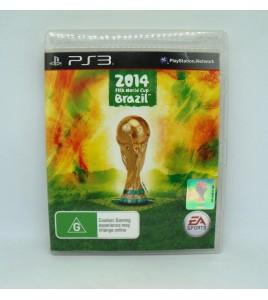 2014 Fifa World Cup Brazil sur PS3 Sans Notice