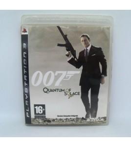 James Bond 007 : Quantum of Solace sur PS3 Playstation 3 Avec Notice
