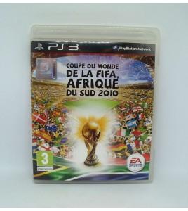Coupe du monde Fifa Afrique du sud 2010 sur PS3 Playstation 3 Avec Notice