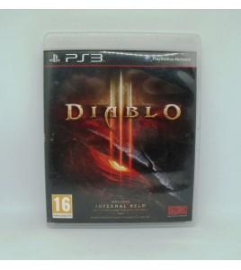 DIABLO 3  sur PS3 Playstation 3 Avec Notice