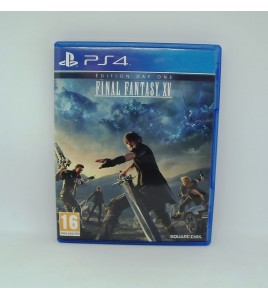 Final Fantasy XV - édition day one sur PS4 (Playstation 4)