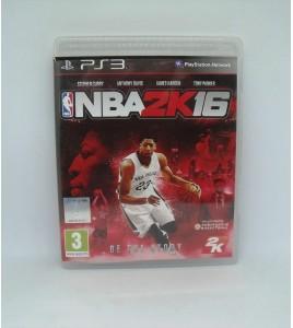 NBA 2K16 sur PS3 Playstation 3 Avec Notice