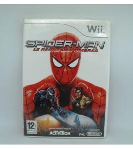 Spider Man : le règne des ombres sur Nintendo Wii Sans Notice