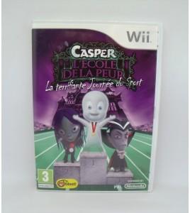 Casper - L'école de la peur sur Nintendo Wii Avec Notice