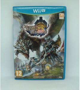 Monster Hunter 3 - Ultimate sur Nintendo Wii-U