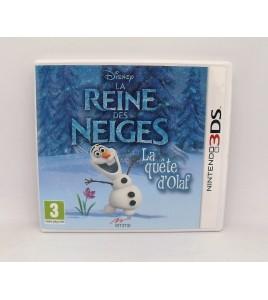 La Reine des Neiges sur Nintendo 3DS