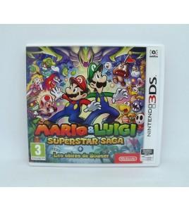 Mario et Luigi: Superstar Saga sur Nintendo 3DS