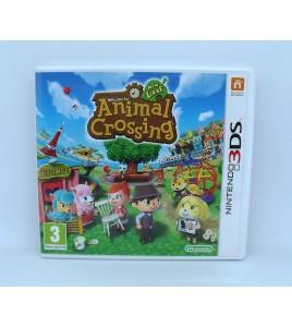 Animal Crossing : New Leaf sur Nintendo 3DS
