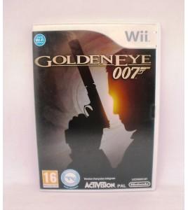 James Bond 007 : GoldenEye sur Nintendo Wii Avec Notice