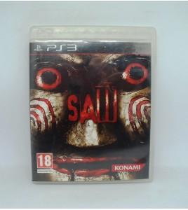 Saw sur Playstation 3 PS3 Avec Notice