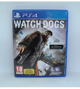 Watch Dogs sur PS4 (Playstation 4)