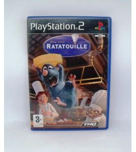 Disney Pixar - Ratatouille sur PS2 Playstation 2 Avec Notice