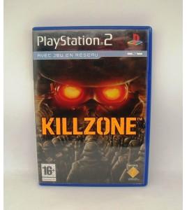 KillZone sur PS2 Playstation 2 Sans Notice