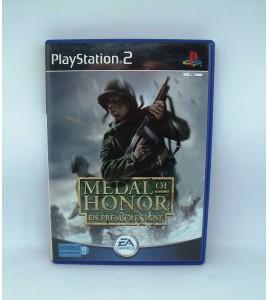 Medal Of Honor : En Premiere Ligne sur PS2 Playstation 2 Sans Notice