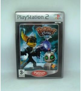 Ratchet & Clank 2 - Platinum sur PS2 Playstation 2 Avec Notice