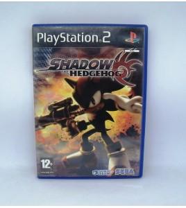 Shadow the hedgehog sur PS2 Playstation 2 Sans Notice