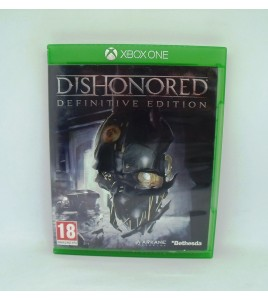 Dishonored - Definitive Edition sur Xbox One