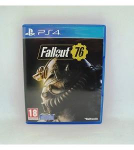 Fallout 76 sur PS4 (Playstation 4) Sans Notice