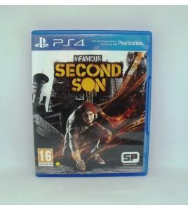inFamous Second Son sur PS4 (Playstation 4) Sans Notice