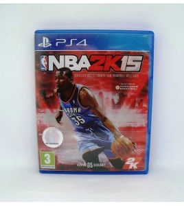 NBA 2K15 sur PS4 (Playstation 4) Sans Notice