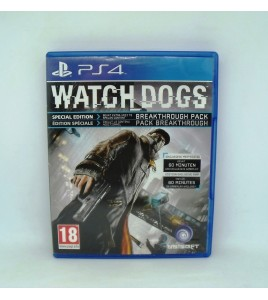 Watch Dogs sur PS4 (Playstation 4) Sans Notice