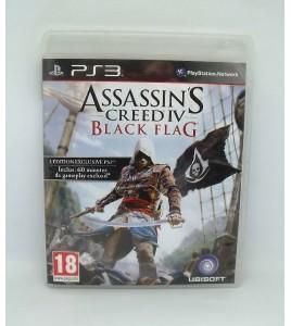 Assassin's Creed 4  Black Flagsur Playstation 3 PS3 Sans Notice