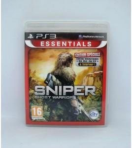 Sniper : Ghost Warrior - collection essentielles sur PS3 Playstation 3 Avec Notice