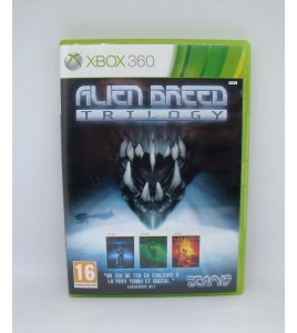 Alien Breed Trilogy sur XBOX 360 Avec Notice