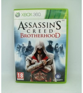 Assassin's Creed : Brotherhood  sur XBOX 360 Sans Notice