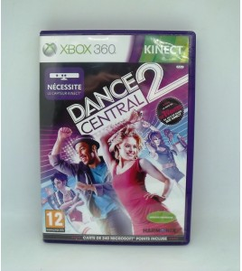 Dance central 2 sur XBOX 360 Sans Notice