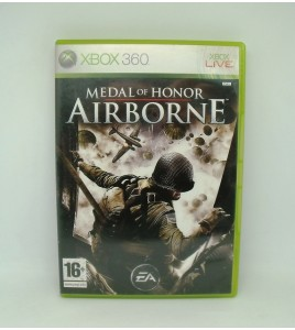 Medal Of Honor Airborne sur XBOX 360 Avec Notice