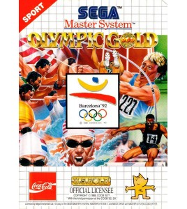 Olympic Gold Barcelona 92 sur Master System