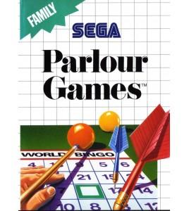 Parlour Games sur Master System