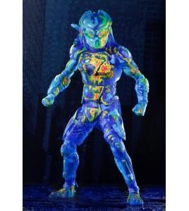 Predator 2018 figurine Thermal Vision Fugitive Predator 20 cm